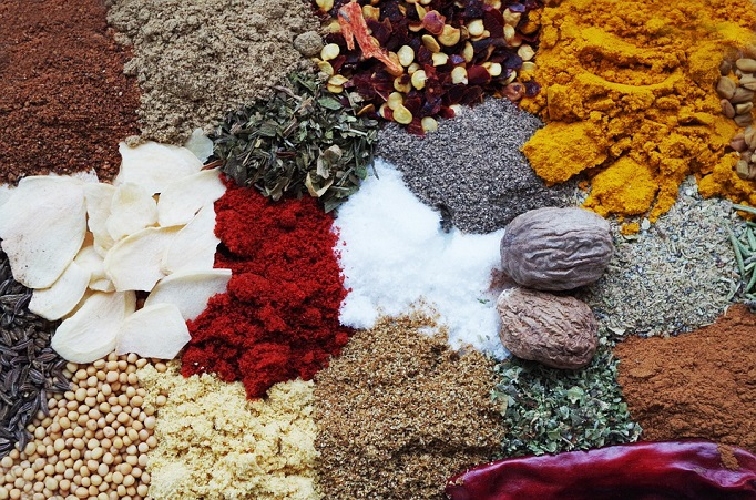 Anti-cancer spices and herbs